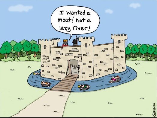 Expanding Moat